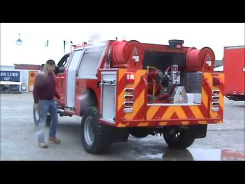 Off Road Fire Truck >> New Co Poly Off Road Fire Rescue Truck