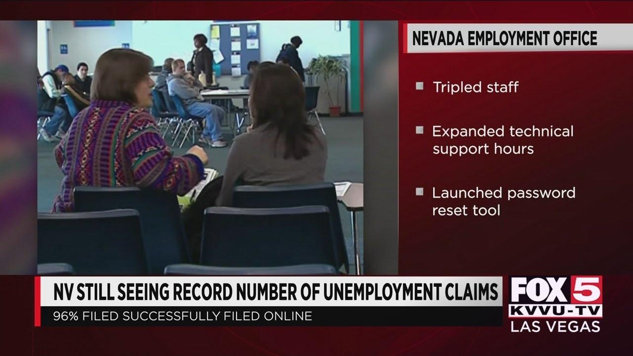 Nevada Unemployment Detr Overloaded Youtube