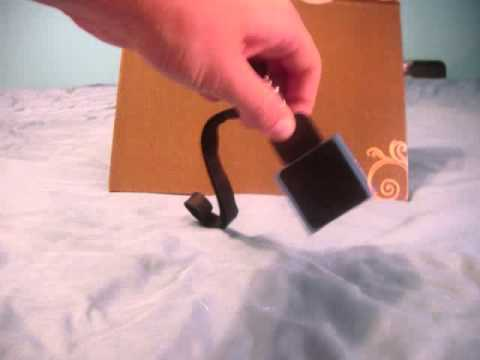 First StopMotion Video- Danglet for iPod & iPhones