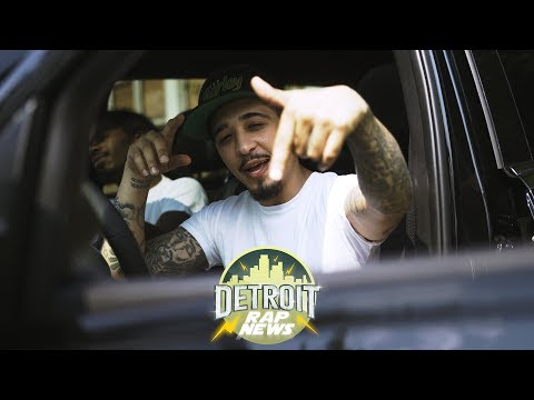 "GT – ""Mob Ties"" DetroitRapNews Exclusive (Official Video)"