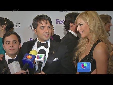 Luis Fonsi and his fiance attend gala - Asisten a la gala de St. Jude Hospital - Despierta América