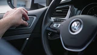 Volkswagen INŠTRUKTOR: Pomik sovoznikovega ogledala proti tlom pri vzvratni vožnji