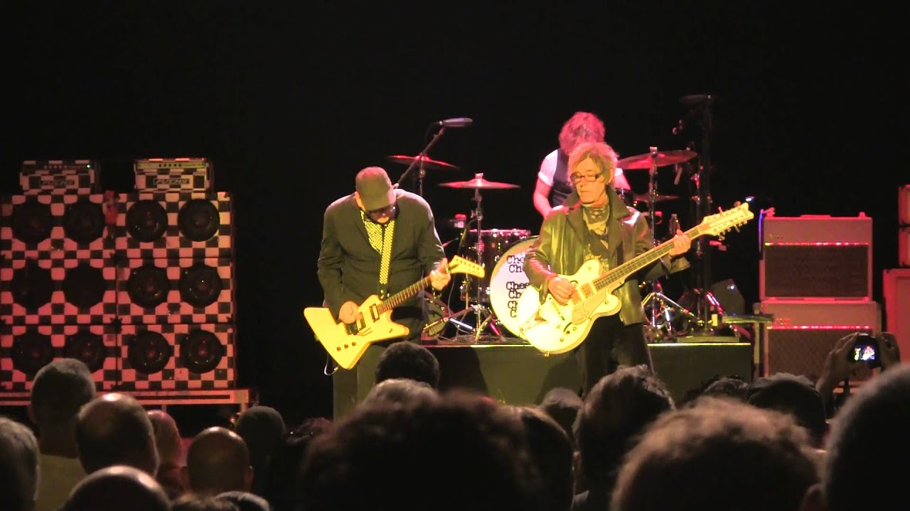 Cheap Trick Drum Solo Goodnight Bergen Pac Center Englewood N J 8 27 2013