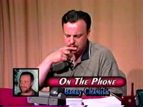 Time Out Productions Interviews Israeli Author Barry Chamish