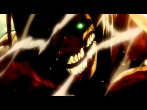Attack on Titan / AMV / Ignition / Silver. Titan.