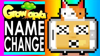 PCATS *CHANGES NAME* in GROWTOPIA!