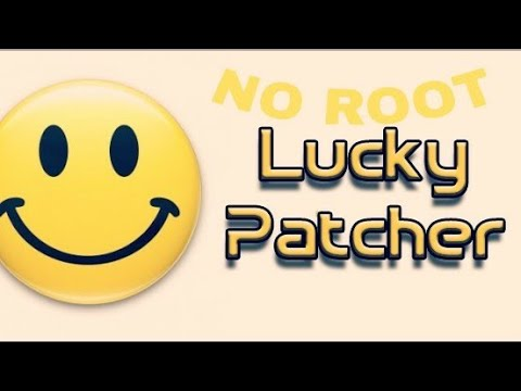 how to use luckypatcher