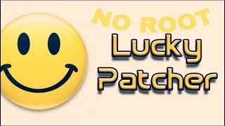 how to use luckypatcher 2018
