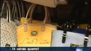 Veja como funciona o comércio ilegal na Rua 25 de Março, em São Paulo
