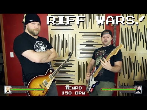 Riff Wars #1: Fluff Vs. Jared Dines