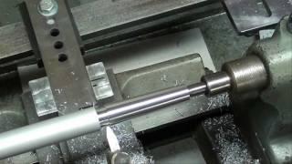 MACHINE SHOP TIPS #74 Turning a Morse Taper Part 2 of 2 tubalcain