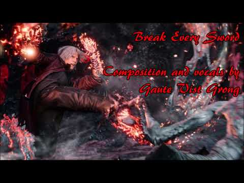 Devil May Cry Original Fan Music - Break Every Sword (Dante's Theme)