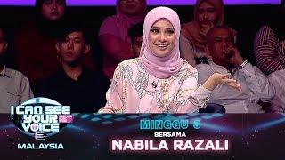 FULL I Can See Your Voice Malaysia Musim 2 Minggu 3 Bersama Nabila Razali ICSYVMY