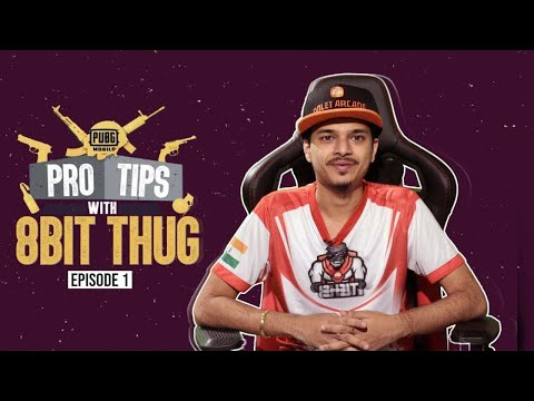 How to Live Stream like a Pro| PUBG Mobile | Pro Tips with 8Bit_Thug | Ep 1