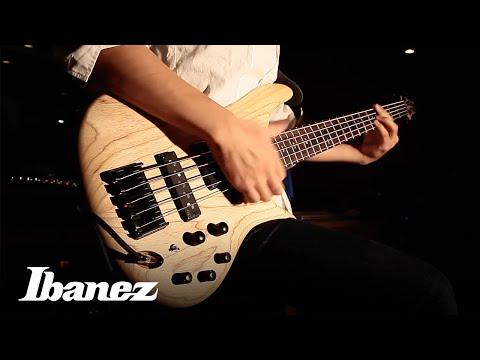 Ibanez  SR650 -SR Bass feat. Nordstrand™ CND P/J pickups-