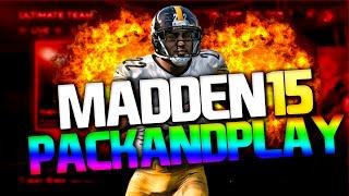 Madden NFL 15 Ultimate Team - PACK N