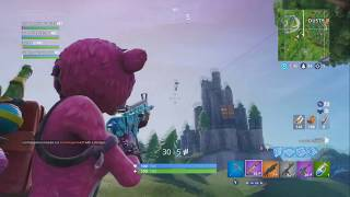 BOY you best get off my airplane - Fortnite -