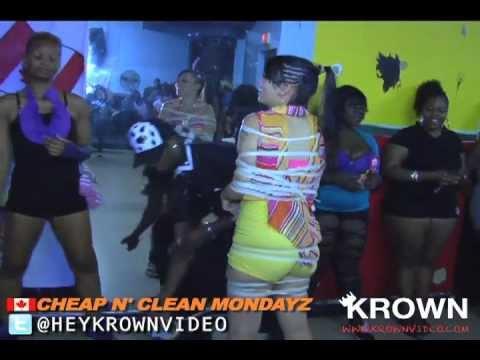 CHEAP N' CLEAN MONDAYZ | CANADA | AUGUST 20