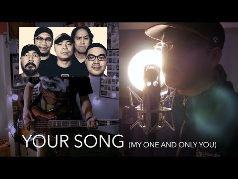 YOUR SONG (My One And Only You) - Parokya Ni Edgar | ROCK COVER by TUH