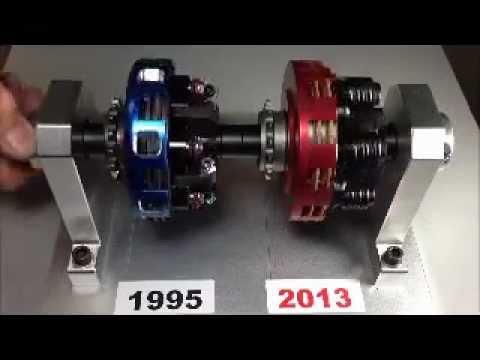 Smc Vortex Red Engine Clutch Technology