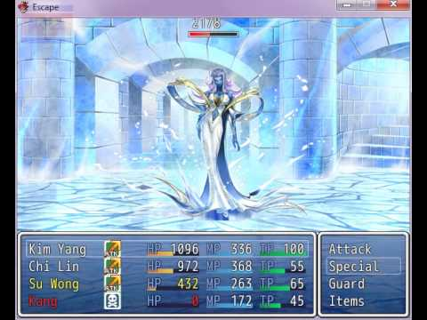 Zodiac Spear RPG Maker VX by Accelerator