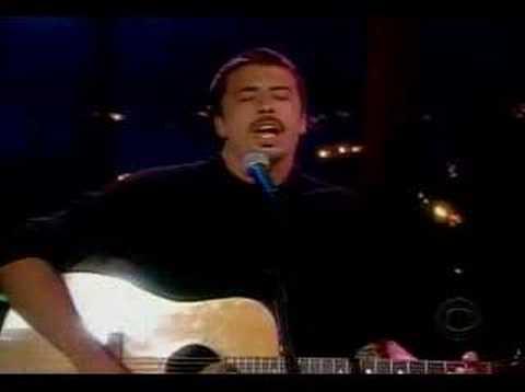 Foo Fighters - My Hero (live acoustic) [2001]