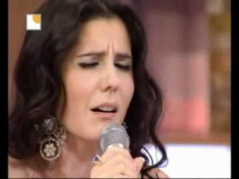 Diana Navarro - Una paloma blanca (Capella)