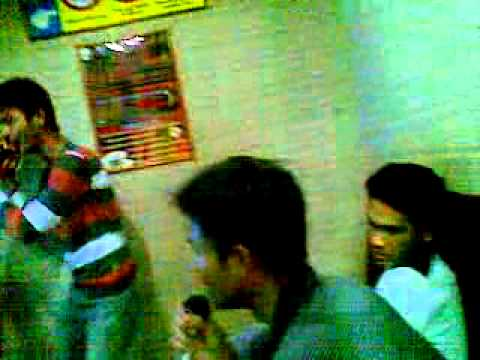 crazy karaoke with friends at the mall in Banda Aceh