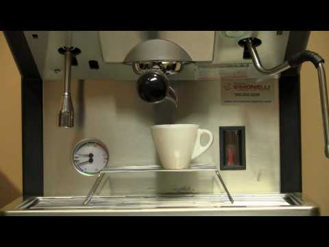 Appia by Nuova Simonelli Overview - Best Commercial Single Group Heat Exchanger Machine