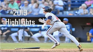 Drew Waters - 2019 Minor League Highlights