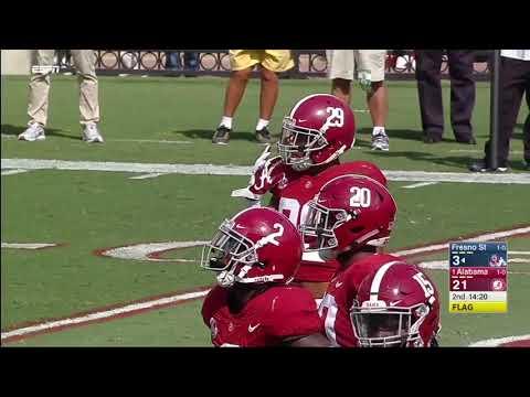 Alabama vs Fresno State, 2017 (in under 28 minutes)