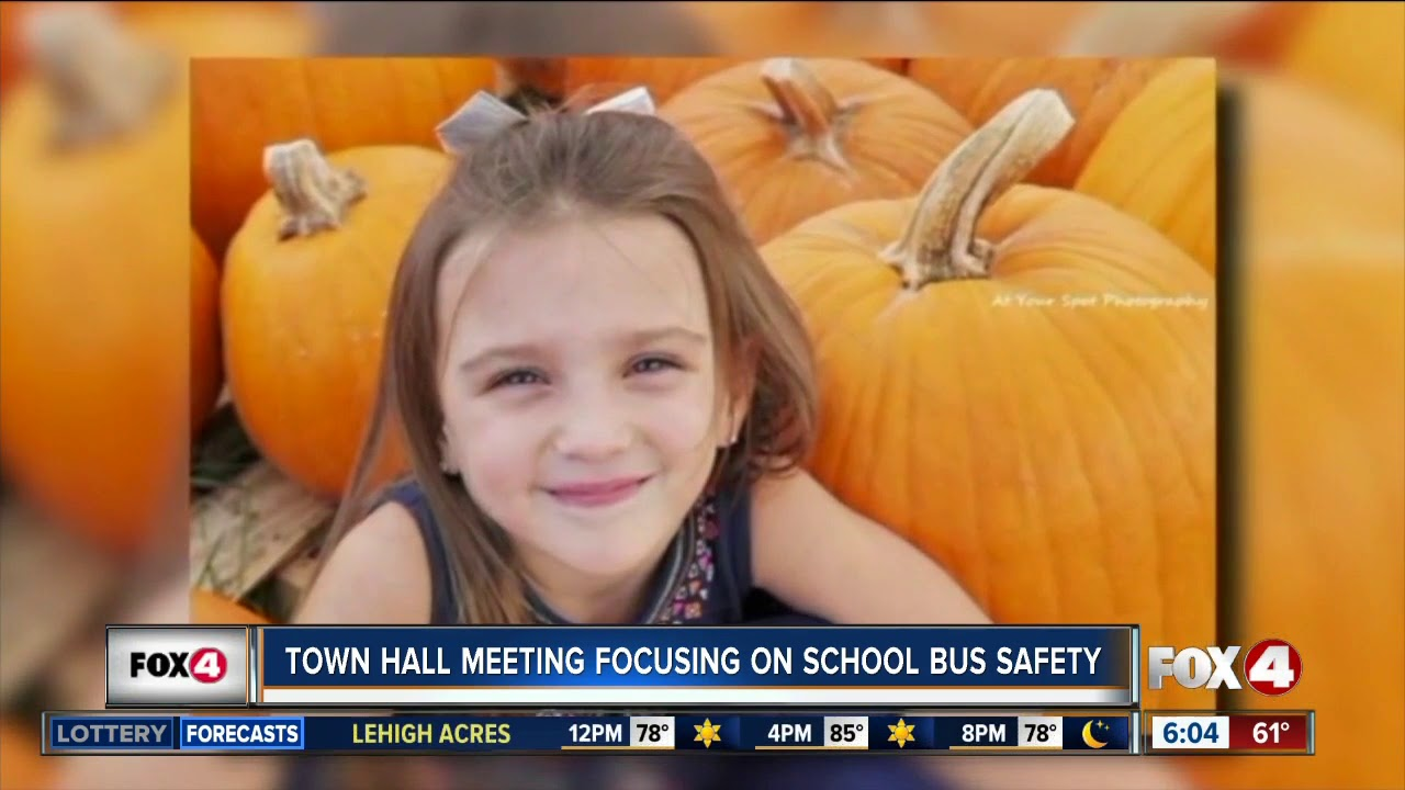 Focus Lee County >> Town Hall Meeting Tuesday Will Focus On School Bus Safety In Lee