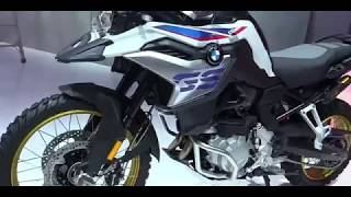 2018 BMW F850 GS   Walkaround   Debut at 2017 EICMA Milan Motorcycle Exhibition