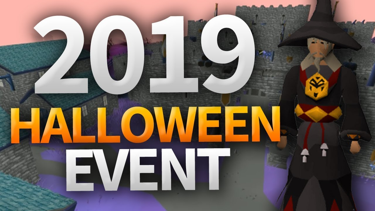 Runescape 2020 Halloween Rewards Why You should do the Halloween Event (OSRS)   YouTube