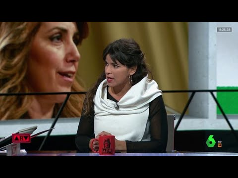 """Teresa Rodríguez: """"Andalucía es una región de gente trabajadora, y no una comunidad corrupta"""""""