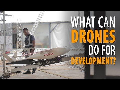 What Can Drones Do For Development?