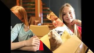 Барвина её друзья , Леди Диана , Николь Крези Фемили и её сестра Алиса