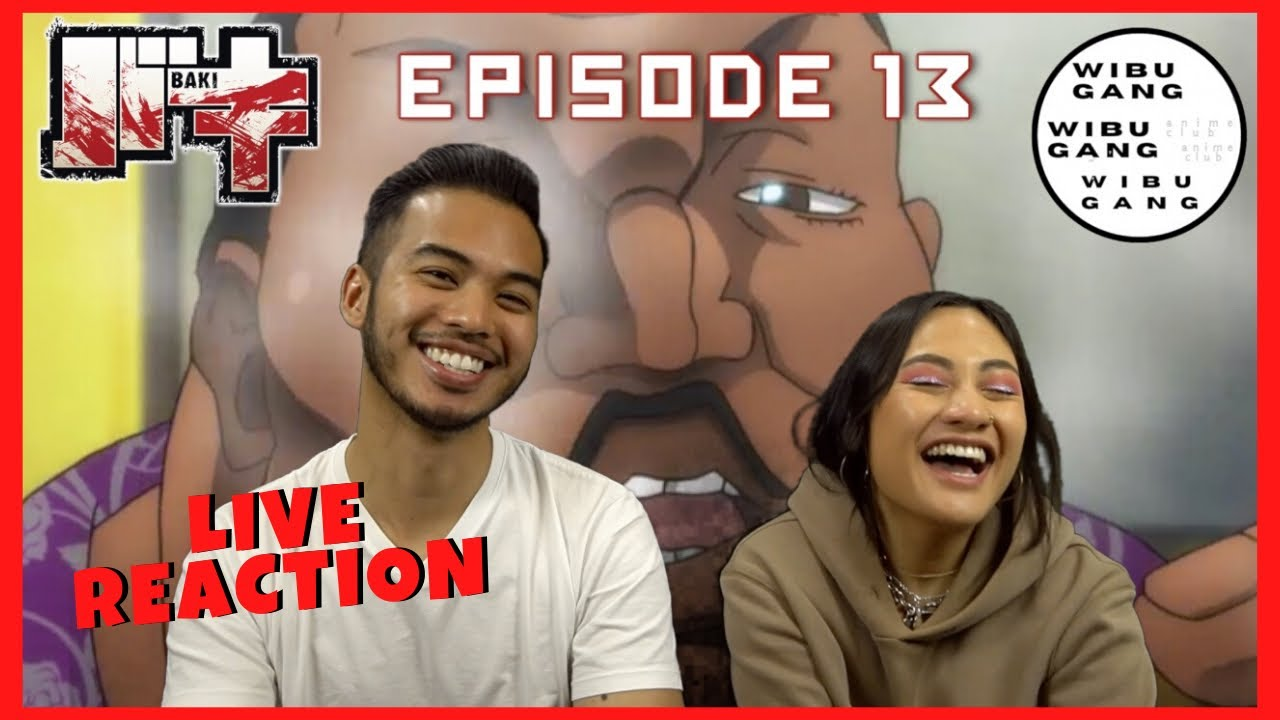 """Download BAKI EP. 13 LIVE REACTION """"OLIVIA UNCHAINED!"""""""