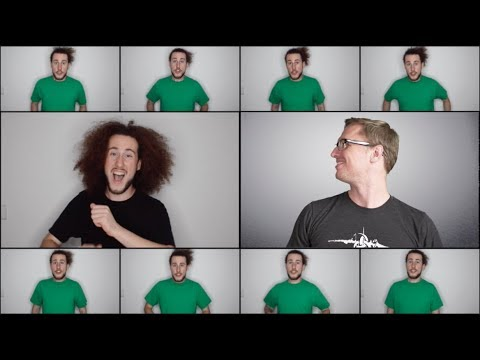 Peter Pan - You Can Fly - Acapella Arrangement Ft. Triforcefilms