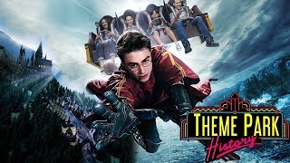The Theme Park History of Harry Potter and the Forbidden Journey Islands of AdventureUSJUSH