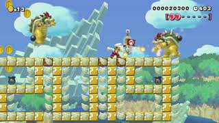 Happy New Year 2019 by げっぺい - Super Mario Maker - No Commentary