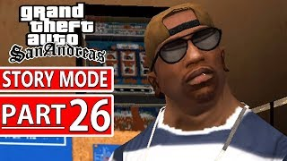 MEREBUT RUMAH MEWAH MADD DOG - GTA San Andreas Indonesia Walkthrough - Part 26