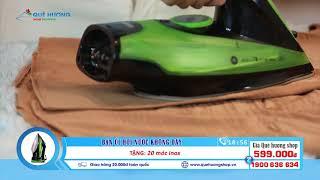 HSP228   Bàn ủi hơi nước không dây MISHIO 599K   28m00 file ok 2