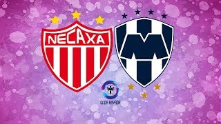 Goles Necaxa Vs Rayadas - Jornada 11 Liga Femenil