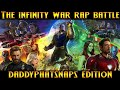 Download Avengers: Infinity War Rap Battle: ft Nerdout, Dan Bull, JT Music & More (Thanos) | Daddyphatsnaps