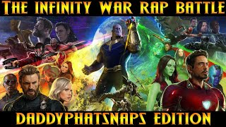 Avengers: Infinity War Rap Battle: ft Nerdout, Dan Bull, JT Music & More (Thanos) | Daddyphatsnaps