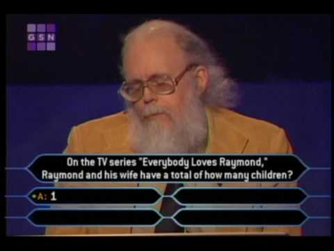 1/2 Kevin Smith on Syndicated Millionaire (high quality)