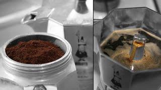 Dicas sobre como fazer um bom café em cafeteira italiana