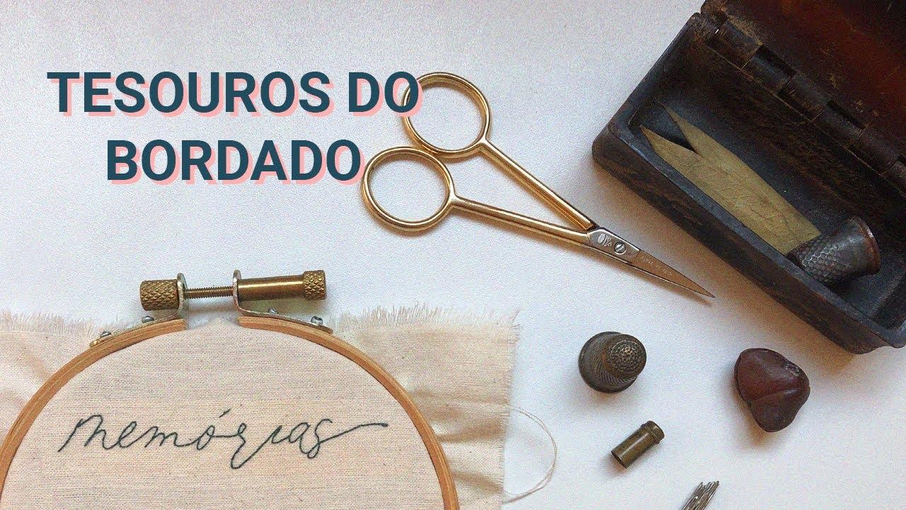TESOUROS DO BORDADO
