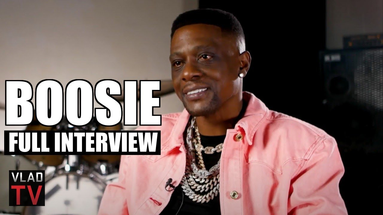 Boosie on Getting Shot, Lori Harvey, Mike Tyson, Mo3, Crunchy Black, DaBaby, Kim K (Full Interview)